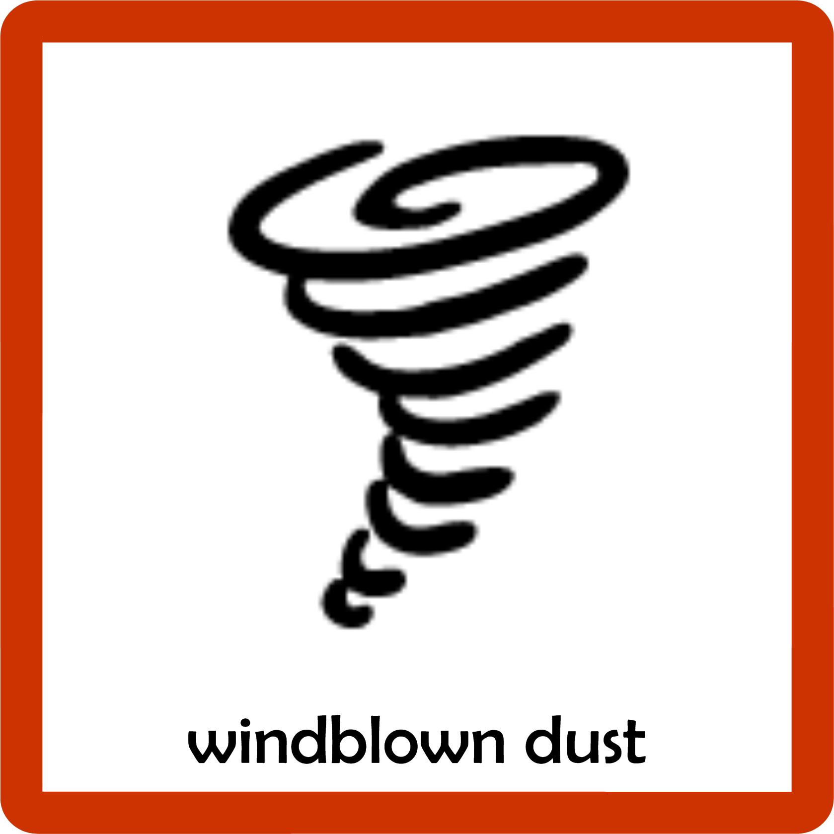 Wind Blown Dust